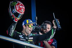 May 6, 2018 - Jerez, France - JOHANN ZARCO - FRENCH - MONSTER YAMAHA TECH 3 - YAMAHA (Credit Image: © Panoramic via ZUMA Press)