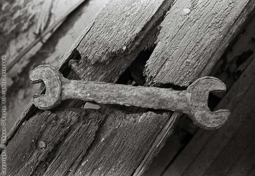 Boatyard detail