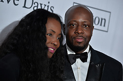 Wyclef Jean attends the Clive Davis and Recording Academy Pre-GRAMMY Gala and GRAMMY Salute to Industry Icons Honoring Jay-Z on January 27, 2018 in New York City.. Photo by Lionel Hahn/ABACAPRESS.COM
