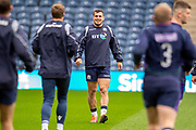 Stuart McInally (#2) of Scotland during the Captain's training run for Scotland at BT Murrayfield, Edinburgh, Scotland on 8 March 2019 ahead of the Guinness 6 Nations match against Wales.