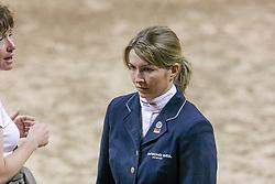 Liebherr Christina, SUI<br /> World Cup Final Jumping - Las Vegas 2009<br /> © Hippo Foto - Dirk Caremans<br /> 19/04/2009