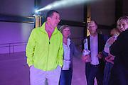 ANTONY GORMLEY; VICKEN PARSONS; DARIEN LEADER;CLEMENTINE LEADER; MARY HORLOCK; PALOMA GOMLEY, The Tanks at Tate Modern, opening. Tate Modern, Bankside, London, 16 July 2012
