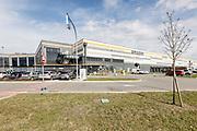 Piacenza, Castel San Giovanni, Amazon logistic center,