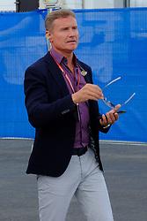 June 23, 2018 - Le Castellet, Var, France - former Formula one driver DAVID COULTHARD (GBR) at the Formula one Grand Prix of France on the Paul Ricard circuit at Le Castellet - France. (Credit Image: © Pierre Stevenin via ZUMA Wire)