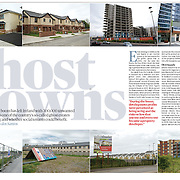 """Ghost Towns"" in Inside Housing Magazine"