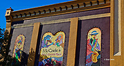 McCoole's Art and Events Place, performing arts and events center, facade artwork, Quakertown, PA