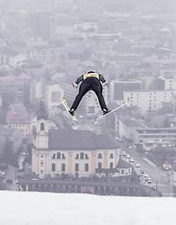 22.02.2019, Bergiselschanze, Innsbruck, AUT, FIS Weltmeisterschaften Ski Nordisch, Seefeld 2019, Nordische Kombination, Skisprung, im Bild Johannes Rydzek (GER) // Johannes Rydzek of Germany during the Ski Jumping competition for Nordic Combined of FIS Nordic Ski World Championships 2019. Bergiselschanze in Innsbruck, Austria on 2019/02/22. EXPA Pictures © 2019, PhotoCredit: EXPA/ JFK