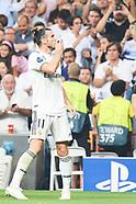 091918 Real Madrid vs AS Roma UEFA Champions League