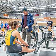 9:02 AM- Perry Group #4- Women?s 2000m U15, U14<br /> <br /> NZ Indoor Champs, raced at Avanti Drome, Cambridge, New Zealand, Saturday 23rd November 2019 © Copyright Steve McArthur / @rowingcelebration www.rowingcelebration.com