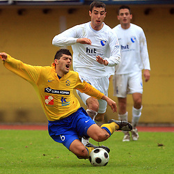20081206: Football - Soccer - NK Luka Koper vs Hit Gorica