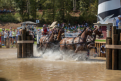 Weber Chester, USA, Asjemenou, Boris W, First Edition, Reno<br /> World Equestrian Games - Tryon 2018<br /> © Hippo Foto - Dirk Caremans<br /> 22/09/2018