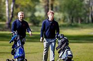 11-05-2019 Foto's NGF competitie hoofdklasse poule H1, gespeeld op Drentse Golfclub De Gelpenberg in Aalden. Foursomes:   De Pan 1 - Mathijs Fieten met Wilfred Askes