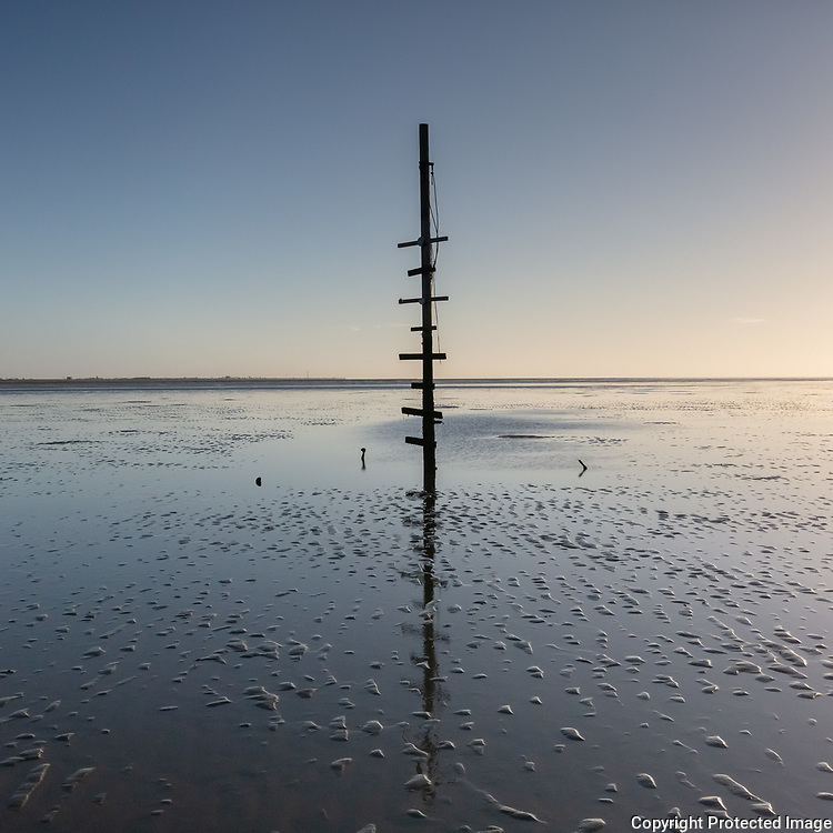 The Broomway II, The Maypole navigation beacon, Essex, 2020.