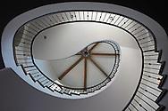 Stairwell, client: Burdge Associates Architects