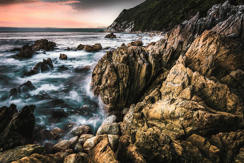 Wilson Bright, South West Cape, Tasmania