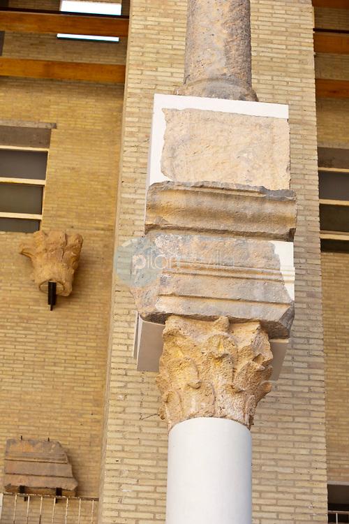Teatro Romano. Sagunto. Valencia.