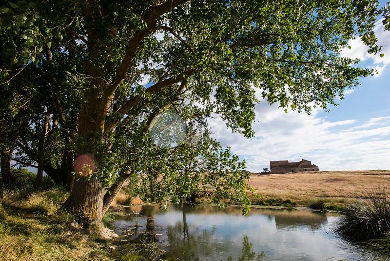 Casa de labor El Paraiso. Almansa. Albacete. España ©ANTONIO REAL HURTADO / PILAR REVILLA