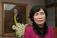 Principal Kyung-ok Lee, Shinil High School, Seoul, South Korea