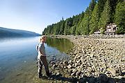 Malaspina Inlet, Desolation Sound, British Columbia, Canada