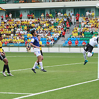 2016 National A Division Football Championship