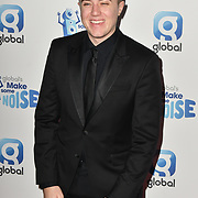 Roman Kemp arrivers at the Global's Make Some Noise Night at Finsbury Square Marquee on 20 November 2018, London, UK.
