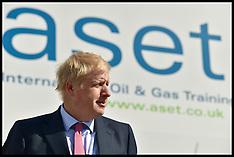Boris Johnson Aberdeen 10052019