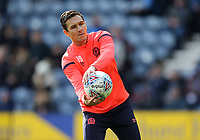 Blackburn Rovers' Stewart Downing during the pre-match warm-up <br /> <br /> Photographer Rich Linley/CameraSport<br /> <br /> The EFL Sky Bet Championship - Preston North End v Blackburn Rovers - Saturday 26th October 2019 - Deepdale Stadium - Preston<br /> <br /> World Copyright © 2019 CameraSport. All rights reserved. 43 Linden Ave. Countesthorpe. Leicester. England. LE8 5PG - Tel: +44 (0) 116 277 4147 - admin@camerasport.com - www.camerasport.com