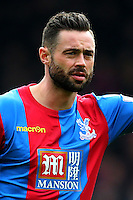 LONDON, ENGLAND - AUGUST 06:  Damien Delaney of Crystal Palace in action during the Pre Season Friendly match between Crystal Palace and Valencia at Selhurst Park on August 6, 2016 in London, England.  (Photo by Christopher Lee/Getty Images)