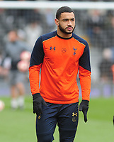 Football - 2016 / 2017 FA Cup - Fifth Round: Fulham vs. Tottenham Hotspur<br /> <br /> Cameron Carter - Vickers at Craven Cottage.<br /> <br /> COLORSPORT/ANDREW COWIE
