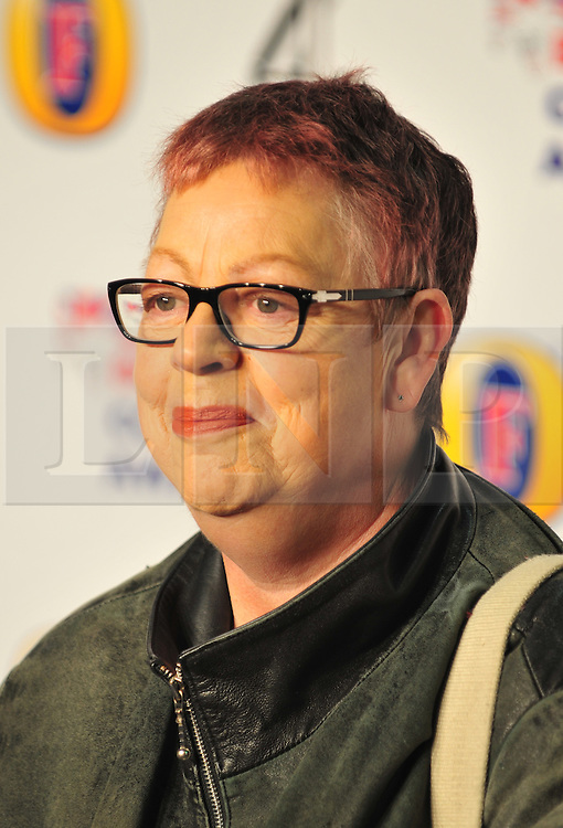 © Licensed to London News Pictures. 16/12/2011. London, England.Jo Brand attends the Channel 4 British Comedy Awards  in Wembley London .  Photo credit : ALAN ROXBOROUGH/LNP