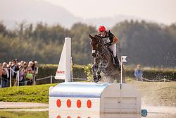 Vervaecke Kris, BEL, Guantanamo van Alsingen<br /> FEI EventingEuropean Championship <br /> Avenches 2021<br /> © Hippo Foto - Dirk Caremans<br />  25/09/2021