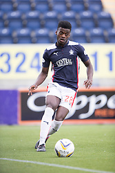Falkirk's Botti Biabi.<br /> Falkirk 1 v 1 Queen of the South, Scottish Championship game played today at The Falkirk Stadium.