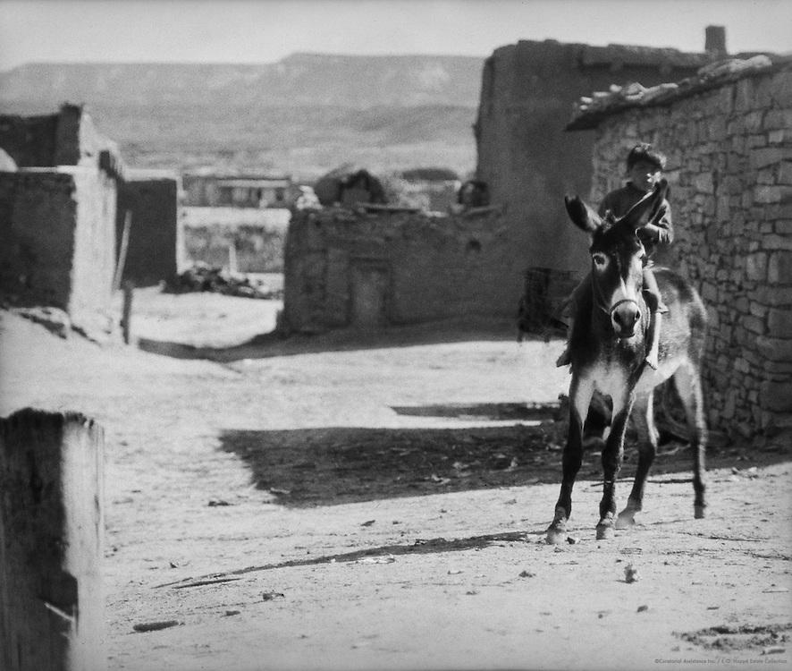 Zuni Pueblo, New Mexico, USA, 1926