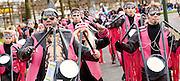 SCHIJNDEL Optocht Carnaval  CV DE GEIN STAMPERS motorbende