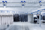 Leso, Novara province: Herno. Clothing warehouse