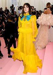Hari Nef attending the Metropolitan Museum of Art Costume Institute Benefit Gala 2019 in New York, USA.