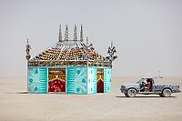 Expansion Pavilion by: Shrine from: Pasadena, CA year: 2019 https://burningman.org/event/brc/2019-art-installations/?yyyy=&artType=H#a2I0V000001T9HSUA0
