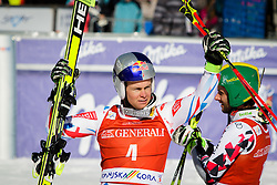 Alexis Pinturault (FRA) after the Men Giant Slalom race of FIS Alpine Ski World Cup 55th Vitranc Cup 2015, on March 4, 2016 in Kranjska Gora, Slovenia. Photo by Ziga Zupan / Sportida