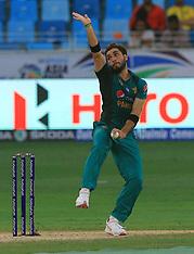 Pakistan v Hong Kong - 16 September 2018