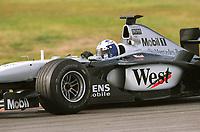 David COULTHARD,<br />       Motorsport Formel 1     McLaren Mercedes MP4-16 Saison 2001