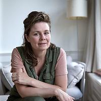 Nederland, Amsterdam, 14 juli 2017.<br /> Mischa Kamp filmmaakster van o.s. de film Sing Song.<br /> <br /> <br /> Foto: Jean-Pierre Jans