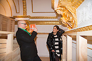 EDWARD AYDIN; WAFA AL SHAMI, Sensing Spaces, Architecture Reimagined. Royal Academy. Piccadilly. 21 January 2014