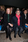 DEE STIRLING; DAVID GIAMPAOLO, Fundraising Gala for the Zeitz foundation and Zoological Society of London hosted by Usain Bolt. . London Zoo. Regent's Park. London. 22 November 2012.