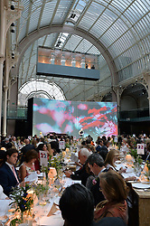 Atmosphere at The Women for Women International & De Beers Summer Evening held at The Royal Opera House, Covent Garden, London on 23rd June 2014.