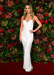 Annabelle Wallis attending the Evening Standard Theatre Awards 2018 at the Theatre Royal, Drury Lane in Covent Garden, London.