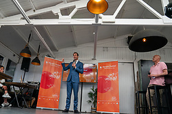 Alderman Hilbert Bredemeijer during the launch TeamNL Olympic Festival on June 23, 2021 in The Hague