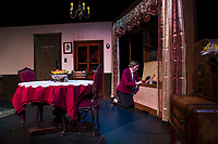 Arsenic and Old Lace dress rehearsal at St Paul's School.   Karen Bobotas for St Paul's School