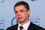 London, England, 12/04/2005..The annual Russian Economic Forum, the largest event of its kind in the world..Alexander Medvedev, General Director, Gazexport; Member of the Board, Gazprom.