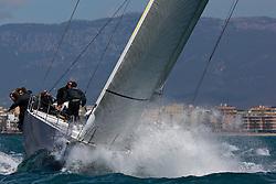 © Sander van der Borch. Palma de Mallorca, Spain. Hublot Palmavela 2009, 15 to 19 April 2009. Ran.