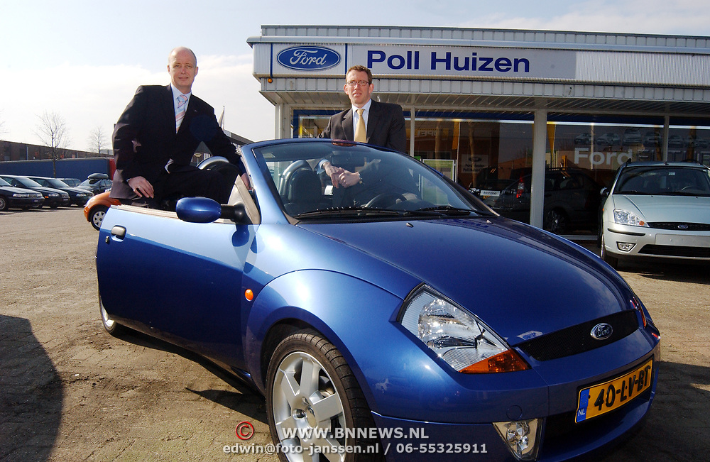 Nieuwe eigenaar van Ford Veltman Huizen word Poll Huizen